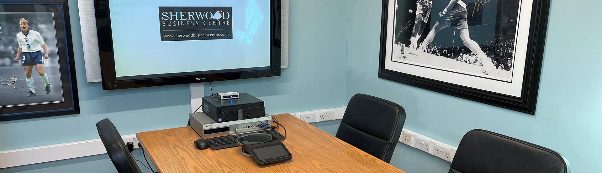 Sherwood Business Centre Boardroom
